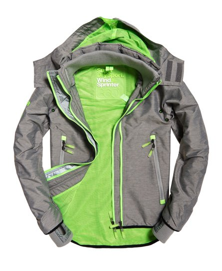 Superdry Hooded SD-Windsprinter Jacket