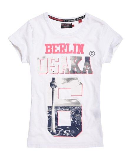 Superdry Limited Edition Osaka Berlin T-shirt
