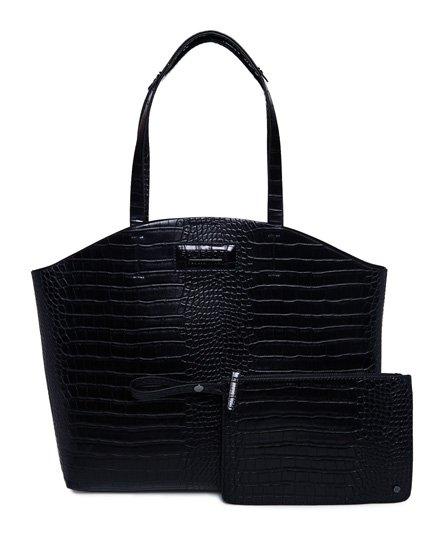 Etoile Parisian Trapeze Tote Bag