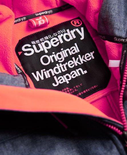 Superdry Veste à capuche Windtrekker