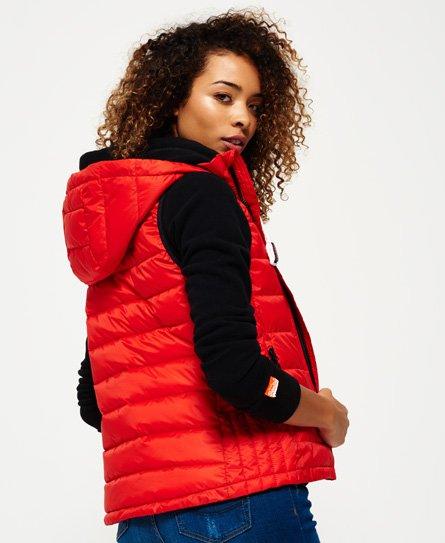 Superdry Core Luxe polstret gilet-jakke