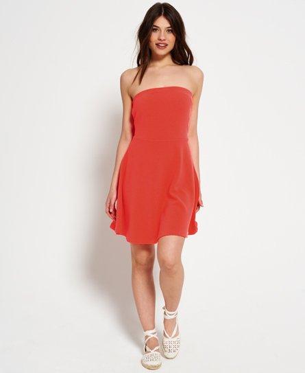 Superdry East Side Bardot-kjole