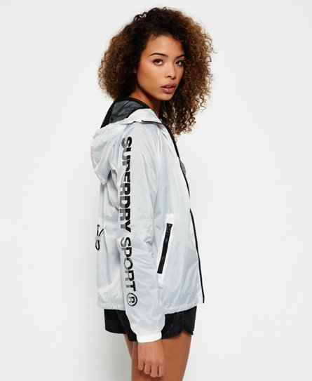 Superdry Sport Tracer Cagoule thumbnail 1