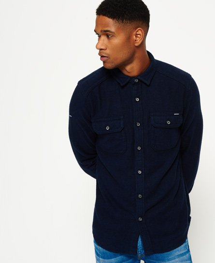 Superdry Logger Long Sleeve Shirt