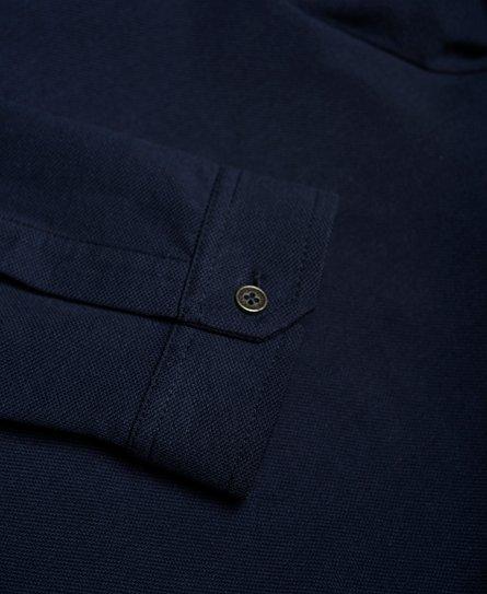 Superdry Casual Pique Button Down Shirt
