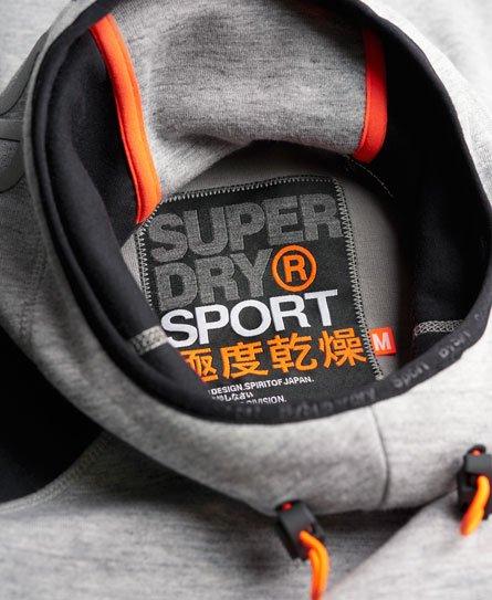 Superdry Gym Tech Raglan Hoodie