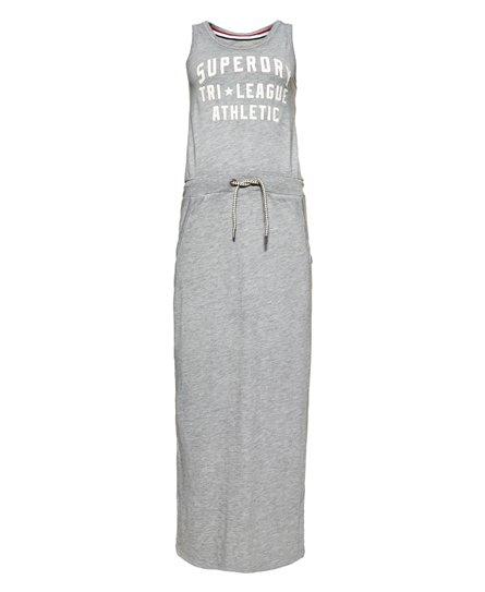 Superdry Robe longue Tri League