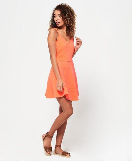 Superdry Textured Skater Cami Dress