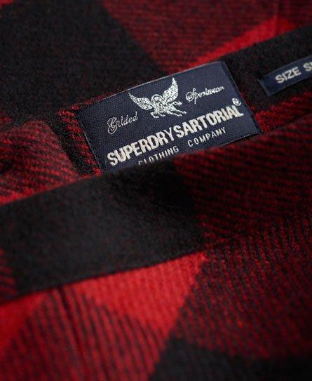 Superdry Minijupe North Check
