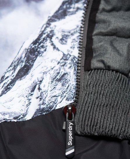 Superdry Scuba Slopestyle Hooded Jacket