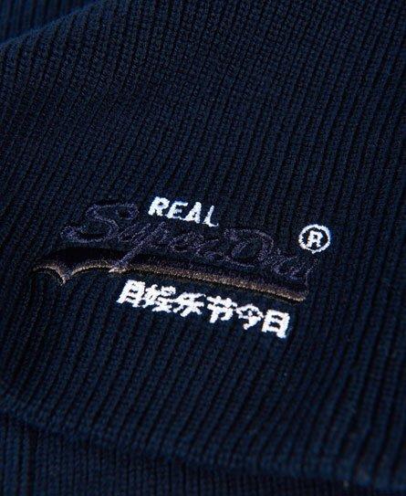 Superdry Bonnet Basic Tonal Embroidery