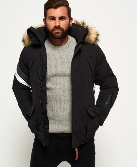 Superdry Mountain Master Everest Hooded Jacket