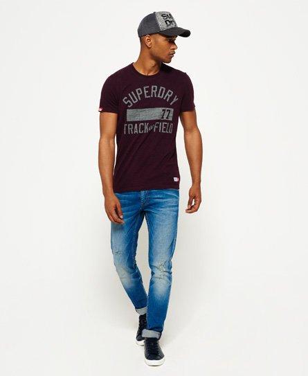 Superdry Trackster Short Sleeved T-shirt