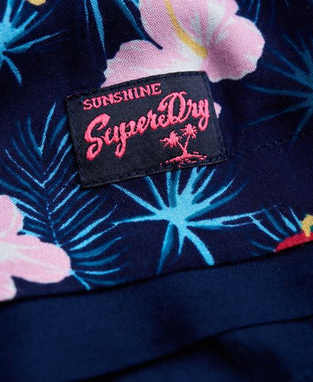 Superdry Robe 50s Tropical Print