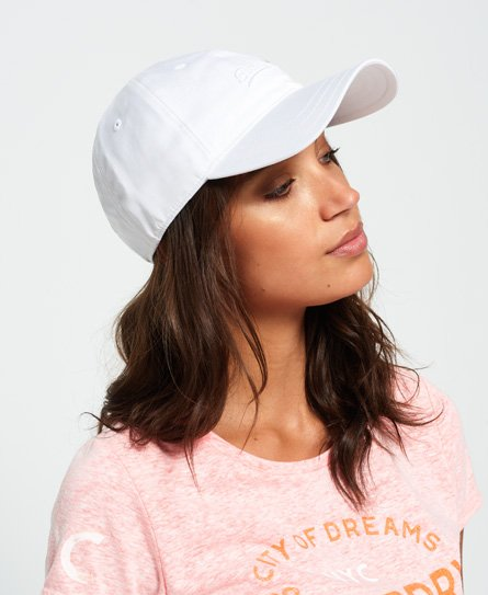 Superdry Casquette douce Orange Label