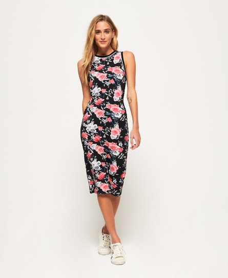 Superdry Hanna Bodycon-kjole