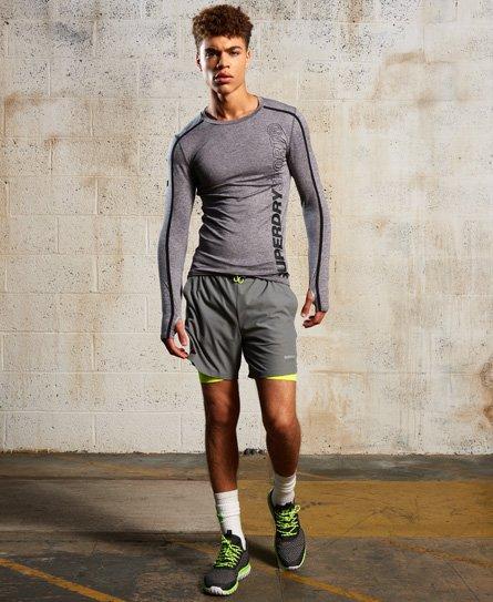 Superdry Sport Athletic langermet trøye