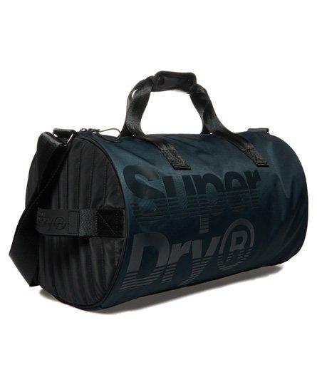 Mens - Premium Lineman Barrel Bag in Navy  a02e64b8c8b79