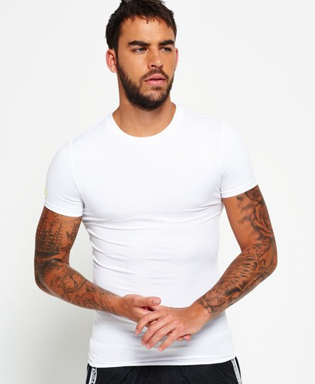 Superdry Sports Athletic Panel T-shirt