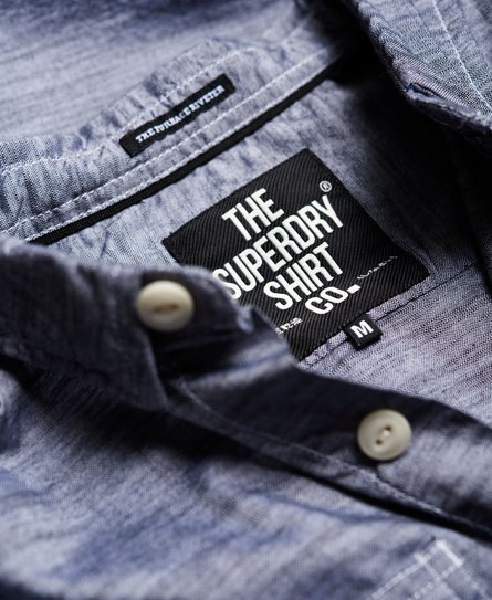 Superdry Furnace Riveter Long Sleeved Shirt