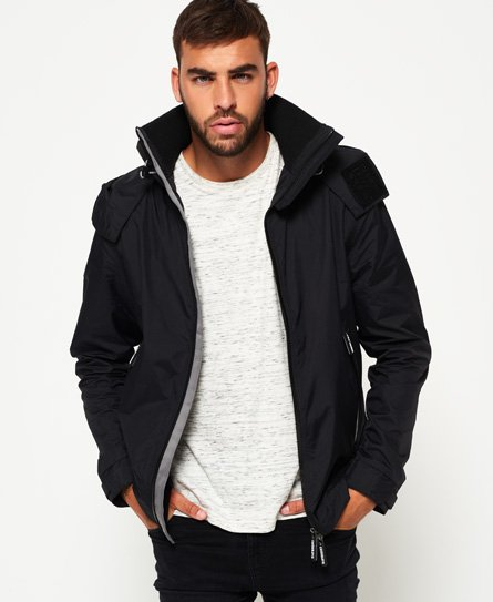 da Arctic Uomo Cliff Superdry Giacca Hiker Hooded wzqfnawxF