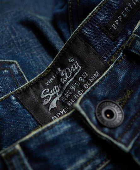 Superdry Copperfill løstsittende jeans