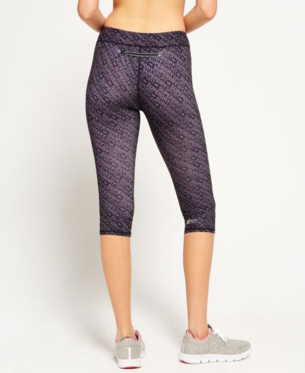 Superdry Legging court Core Gym