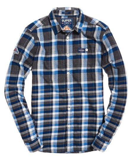 Superdry Engineered Rookie Shirt