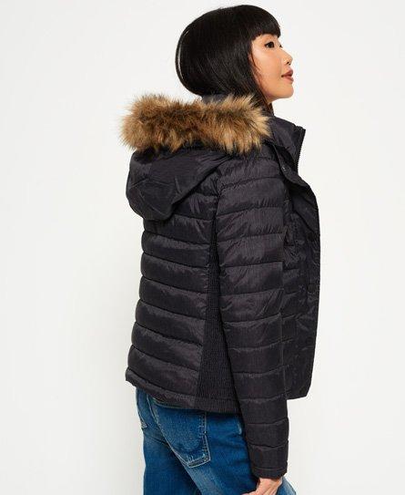 Superdry Veste à capuche à double zip Fuji Slim