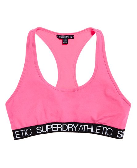 Superdry Bustier Athletic
