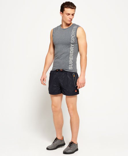 Superdry Gym Sport Runner Vest Top