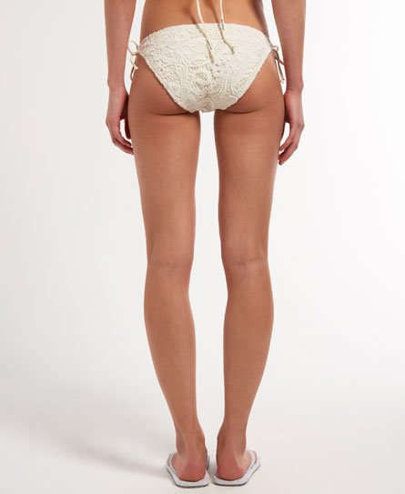 Superdry Bas de bikini Luxe Lace