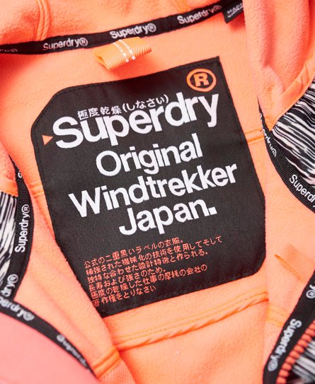 Superdry Chaqueta con capucha SD-Windtrekker