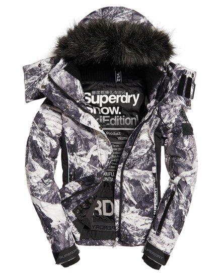 Superdry Snow-toppatakki