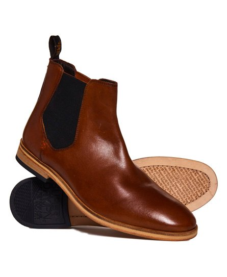 Premium Meteora Chelsea-støvletter