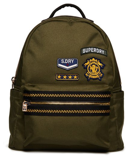 Superdry Sac à dos Patched Midi