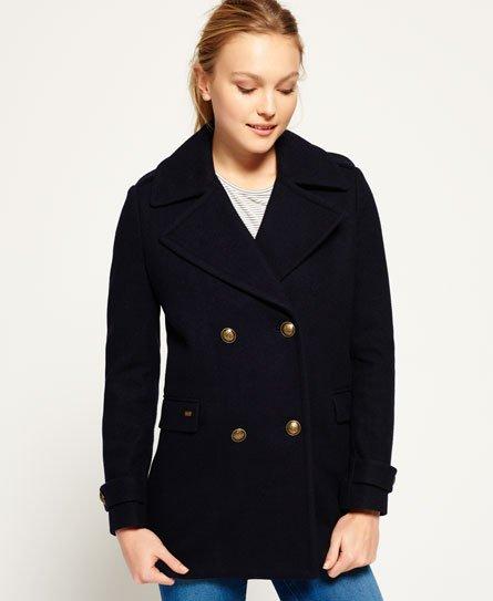 Superdry Classic Pea Coat