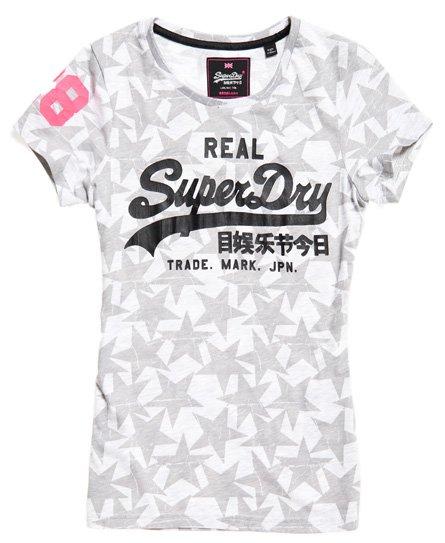 Superdry Vintage Logo Etoile All Over Print T-shirt