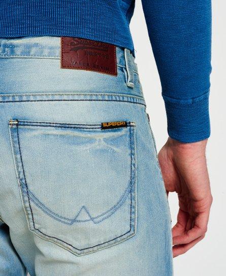 Superdry Biker jeans med smale bein