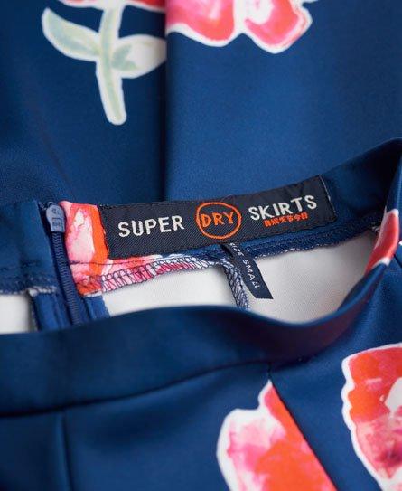 Superdry Jupe style patineuse Premium Scuba