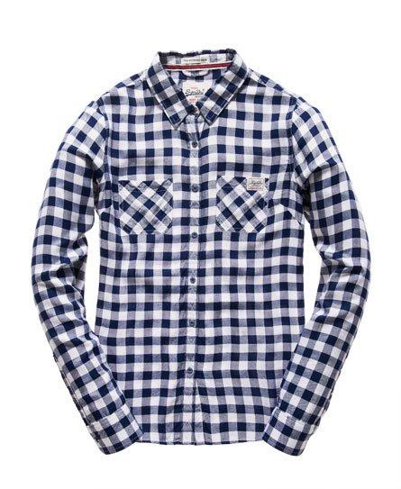 Superdry Super Classic Boyfriend Shirt