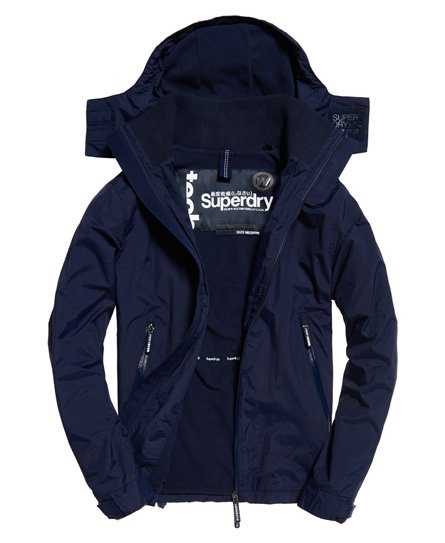 Superdry Arctic Hooded Cliff Hiker jas