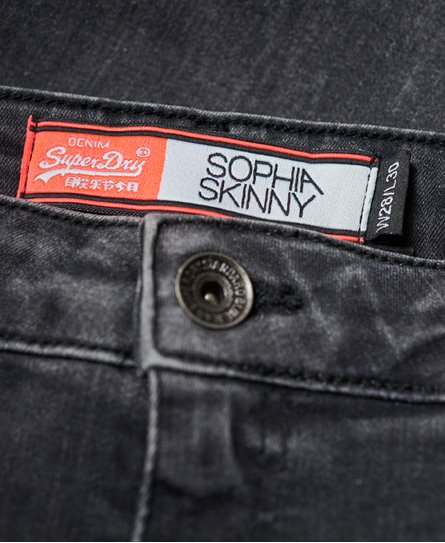 Superdry Jean skinny Sophia