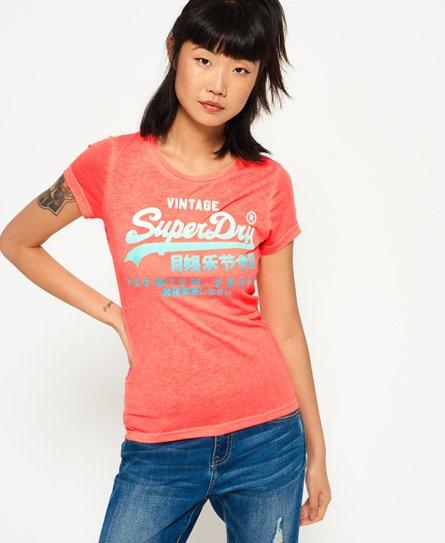 Superdry T-shirt Premium Goods Tri-Fade