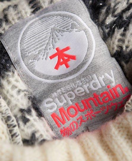 Superdry Chamonix Roll Neck Jumper