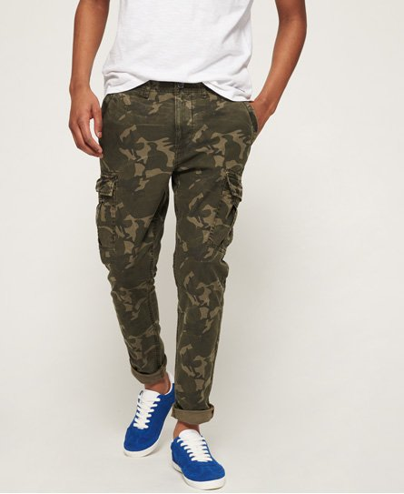 Pantalon cargo Surplus Goods Low Rider