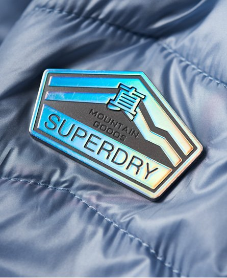 Superdry Chaqueta Luxe Chevron Fuji
