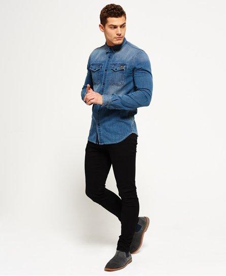 Superdry Roadster Denim Shirt