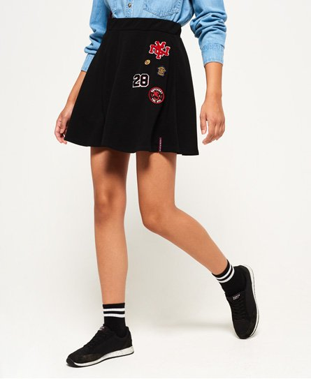 Superdry Karen Skater Skirt