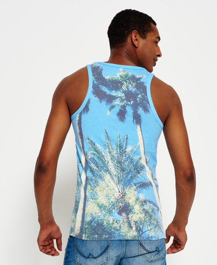 Superdry California State Vest Top